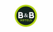 B&B Hotels logo für besten & günstigst Urlaub Deals & Gutscheine